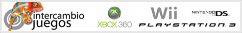 Intercambio Juegos Xbox360 PS3 WII
